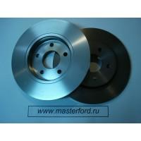Задние тормозные диски (Форд Мондео 3) 1465619, 1506339, 1676983