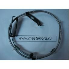 Левый трос ручного тормоза ( Форд Маверик ) 4548517, 4721987