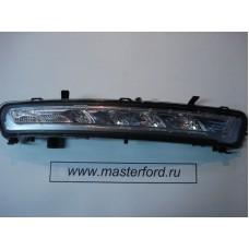 Противотуманная фара с лампами дневного света (LH) (Форд Мондео 4) 1725080