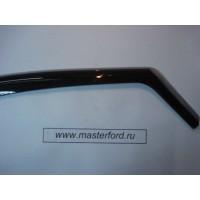 Воздушный дефлектор окна двери (темно-серый, элегант)  ( Форд Фокус 2 ) 1490766
