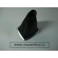 Чехол рычага выбора и переключения скоростей ( Форд Фокус С-Мах ) 1472270