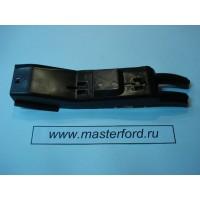 Защитный экран топливопроводов вариант с доп подогревателем (Ф/Мондео-4) 1468927
