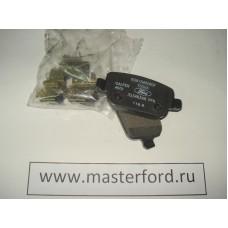Комплект задних тормозных колодок  (Комфорт) Ф/Куга 1756395