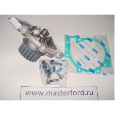 Водяной насос в комплекте с прокладкой ДВС 2,5 л. 200л.с.  ( Форд Куга ) 1388504