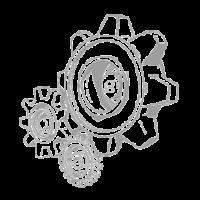 Клипса нижнего пыльника ДВС 4,8*7,5*11,5*2-3,4 (Ф/Фокус-3) 1019377
